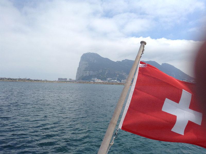 straße von gibraltar segeln